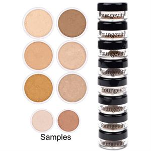Picture of Mineral Makeup Sample Tower - Medium