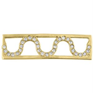 Picture of Build A Bracelet: Gold Wave Screen